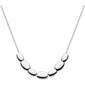 Kit Heath  Silver Stepping Stone Necklace ~ 90PXHP016
