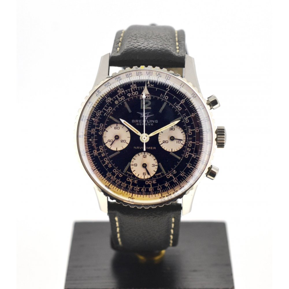 Pre Owned Watches 1960 S Breitling Navitimer Gents Watch 806