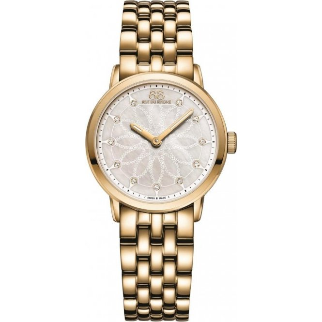 88 Rue Du Rhone Double 8 Origin Ladies Watch ~ 87WA152901
