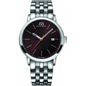 88 Rue Du Rhone Steel Gents Watch ~ 87WA140027