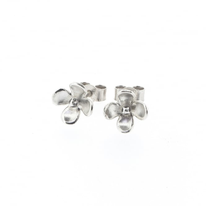 Alexis Dove Blossom Studs Silver Small ~ BLE2SIL
