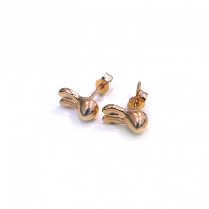 Alexis Dove Bunny Earrings Rose Gold ~ BLRE1GVR