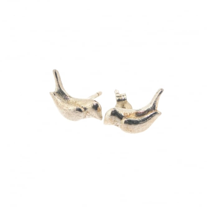 Alexis Dove Wren Studs Silver ~ BLWE9SIL