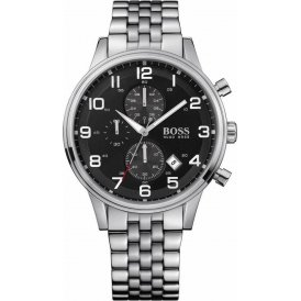 BOSS Steel Chronograph Gents Watch 1512446