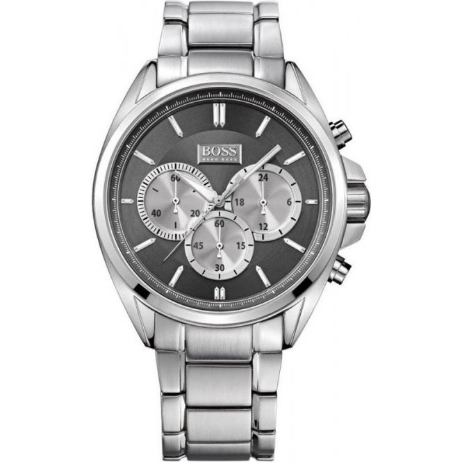Boss Steel Gents Watch 1512883
