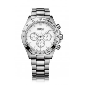 BOSS Steel Strapped Gents Chronograph Watch 1512962