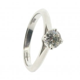 Brown & Newirth Solitaire Diamond Ring ~ EN145R50