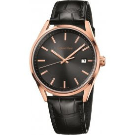 Calvin Klein Rose Gold Formality Gents Watch K4M216C3