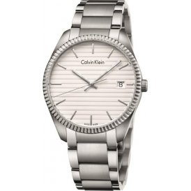 Calvin Klein Stainless Steel Alliance Gents Watch K5R31146