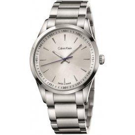 Calvin Klein Stainless Steel Bold Gents Watch K5A31146