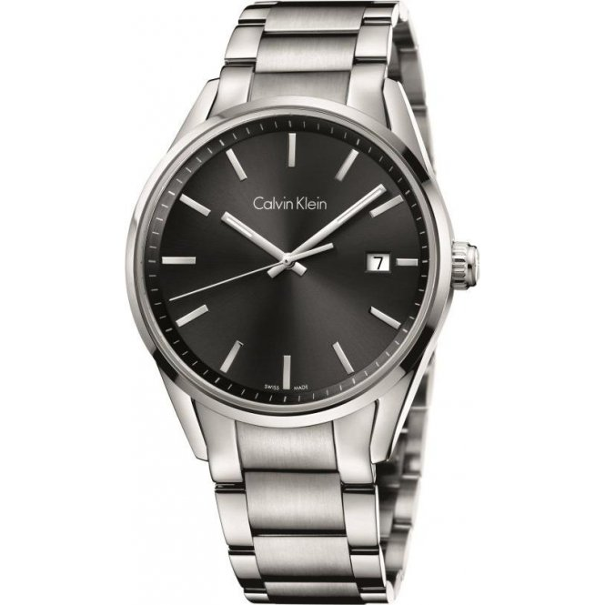 Calvin Klein Stainless Steel Formality Gents Watch K4M21143