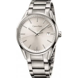 Calvin Klein Stainless Steel Formality Gents Watch K4M21146