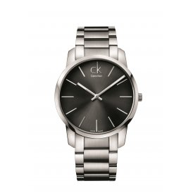 Calvin Klein Stainless Steel Gents City Watch K2G21161