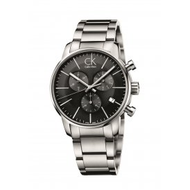 Calvin Klein Stainless Steel Gents City Watch K2G27143