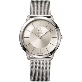 Calvin Klein Stainless Steel Minimal Gents Watch K3M21126