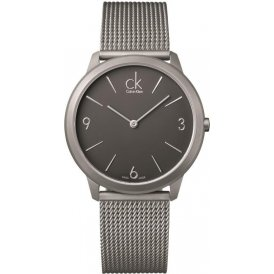 Calvin Klein Stainless Steel Minimal Gents Watch K3M51154
