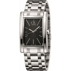 Calvin Klein Stainless Steel Refine Gents Watch K4P21141