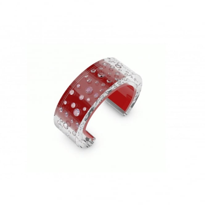 Cayoo Red Bubbles Bangle Large CY13BB00013L