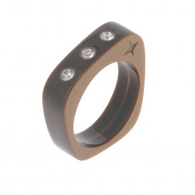 Cayoo Thin Doree Ring CYPR00005S