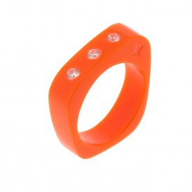 Cayoo Thin Orange Ring CYPR00002L