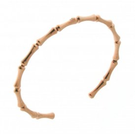 Chimento Bamboo Regular Rose Gold Bracelet 18cm 1B05852B16180