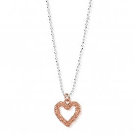 ChloBo Love You More Necklace ~ SCDC147