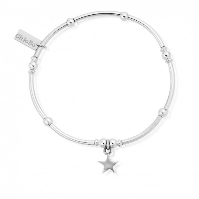 ChloBo Mini Noodle Ball Star Bracelet ~ SBMNB806