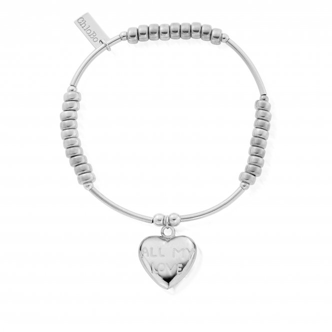 ChloBo Mini Noodle Hoop All My Love Bracelet