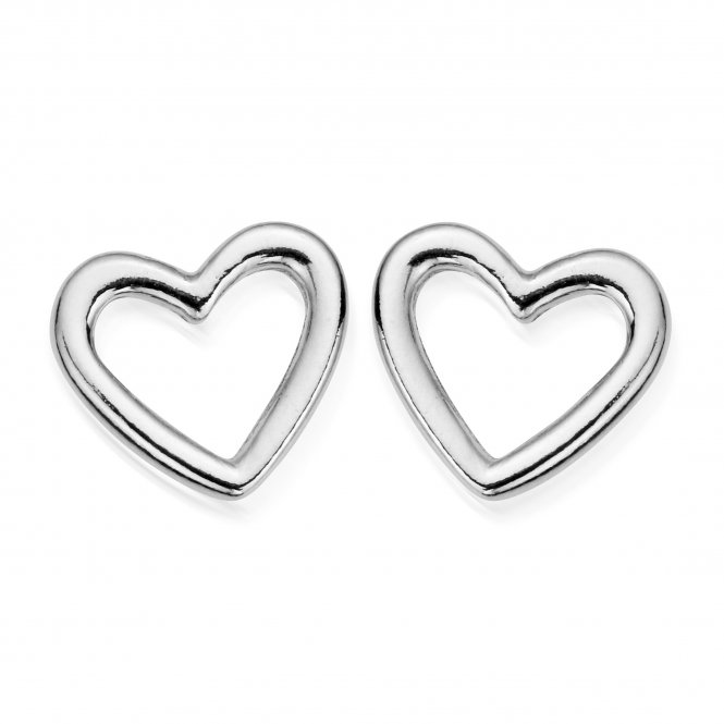 ChloBo Open Heart Earrings ~ SEST532