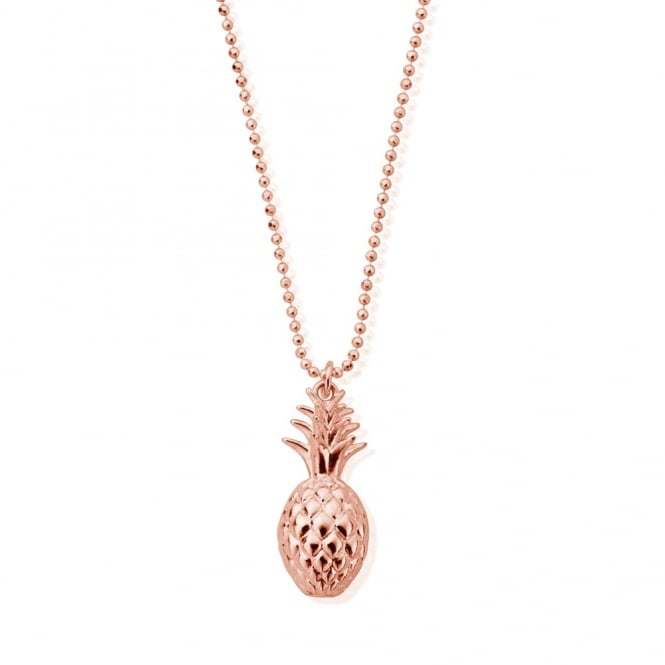 ChloBo Pineapple Pendant - Rose Gold ~ RCDC2393