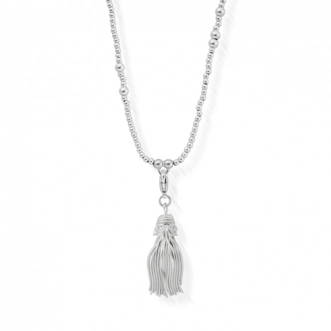 ChloBo Random Necklace With Tassel Pendant
