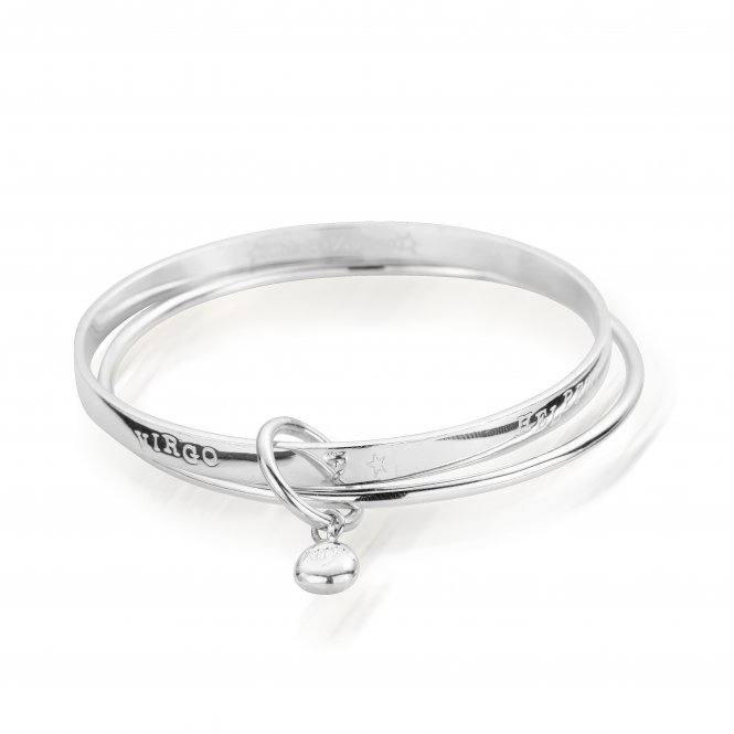 ChloBo Starry Eyes Zodiac Bangle Virgo