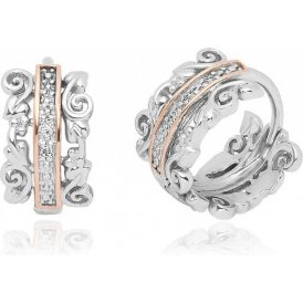 Clogau Am Byth Earrings