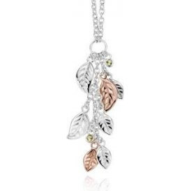 Clogau Awelon Drop Necklace ~ 3SAN01