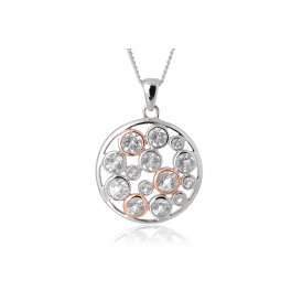Clogau Celebration Circle Pendant ~ 3SMP4