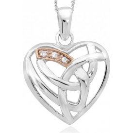 Clogau Eternal Love Pendant ~ 3SELP