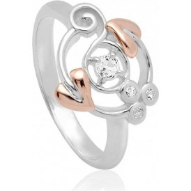 Clogau Origin Ring P