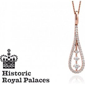 Clogau Royal Crown Pendant ~ 18MCDP