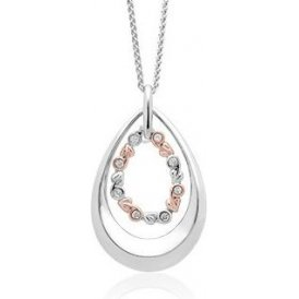 Clogau Tree of Life Eternity Loop Pendant ~ 3STOLEP