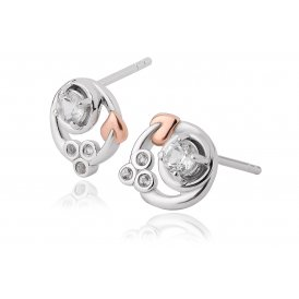 Clogau Tree Of Life Origin Stud Earrings ~ 3SENGTOLE6