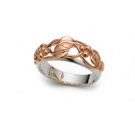 Clogau Tree of Life Ring - Size O ~ SILR/O