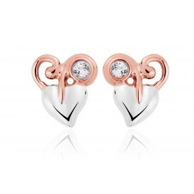 Clogau Tree of Life Stud Earrings
