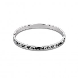 Coeur De Lion Anthracite Bangle ~ 0114/33-1223