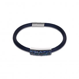 Coeur De Lion Bracelet Dark Blue ~ 4834/31-0721