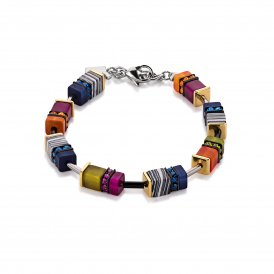 Coeur De Lion Multicolour Autumn Bracelet ~ 4746/30-1538