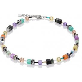 Coeur De Lion Multicolour Bouquet Necklace ~ 2838/10-1551