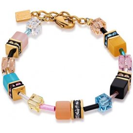 Coeur De Lion Multicolour Candy Bracelet ~ 2838/30-1549