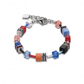 Coeur De Lion Multicolour Motion Bracelet ~ 2838/30-1559