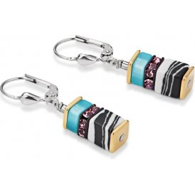 Coeur De Lion Multicolour Pastel Earrings ~ 4746/20-1522