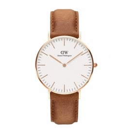 Daniel Wellington Classic Durham Rose Gold Gents Watch